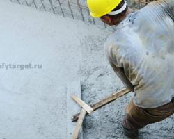 Профессия бетонщик: описание, плюсы и минусы надо знать