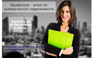 Лайфхак: агент по коммерческой недвижимости — особенности профессии