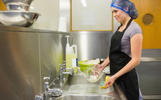 Лайфхак: мойщик посуды должностные обязанности
