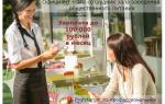 Лайфхак: профессия официант — описание, плюсы и минусы