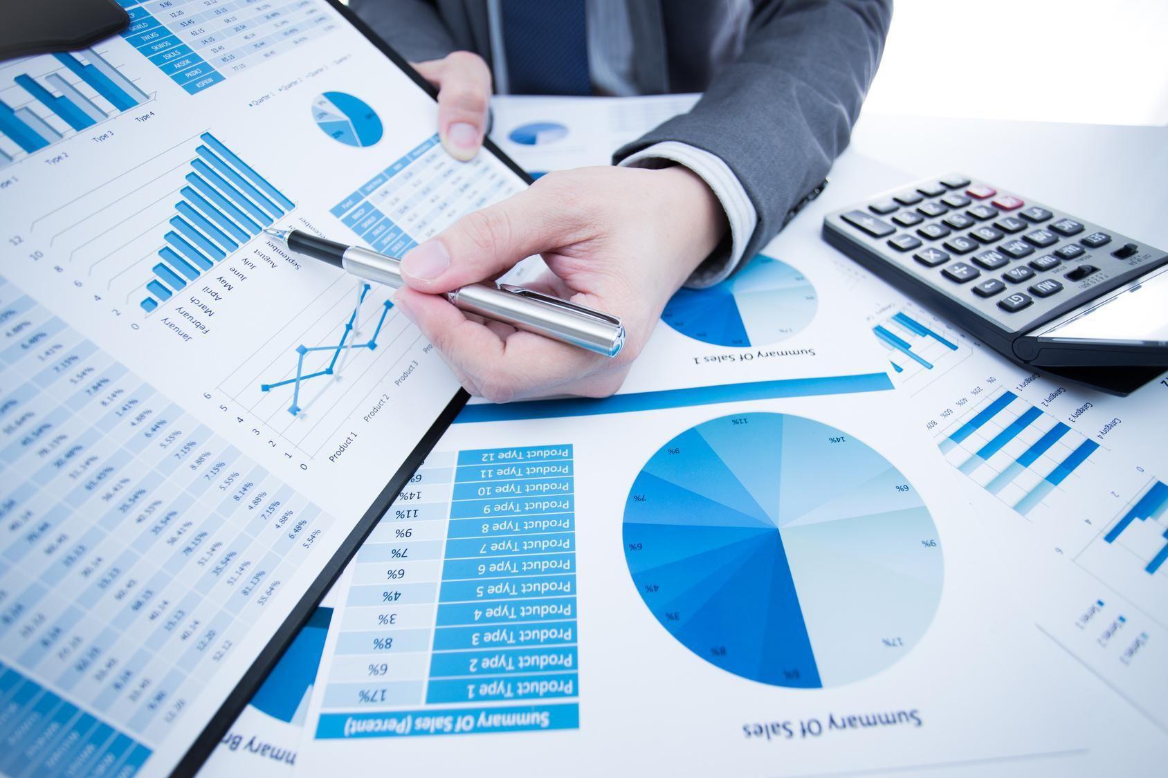 финансовый аналитик
