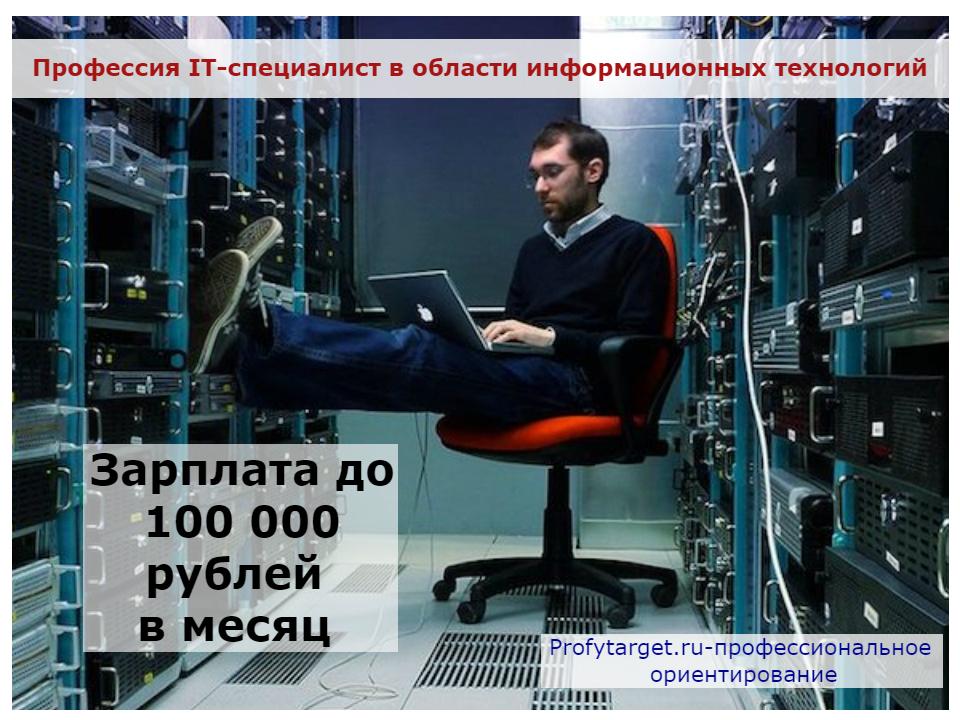 Профессия IT специалист