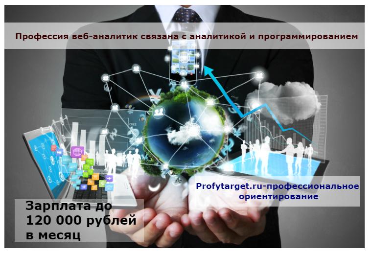профессия веб-аналитик