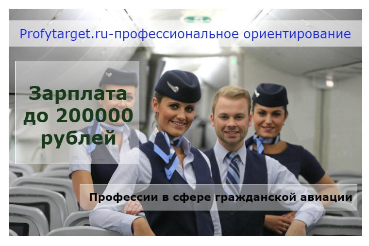 Профессии - стюард и стюардесса