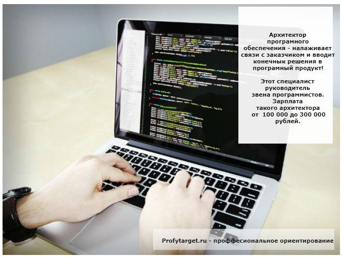 программный архитектор